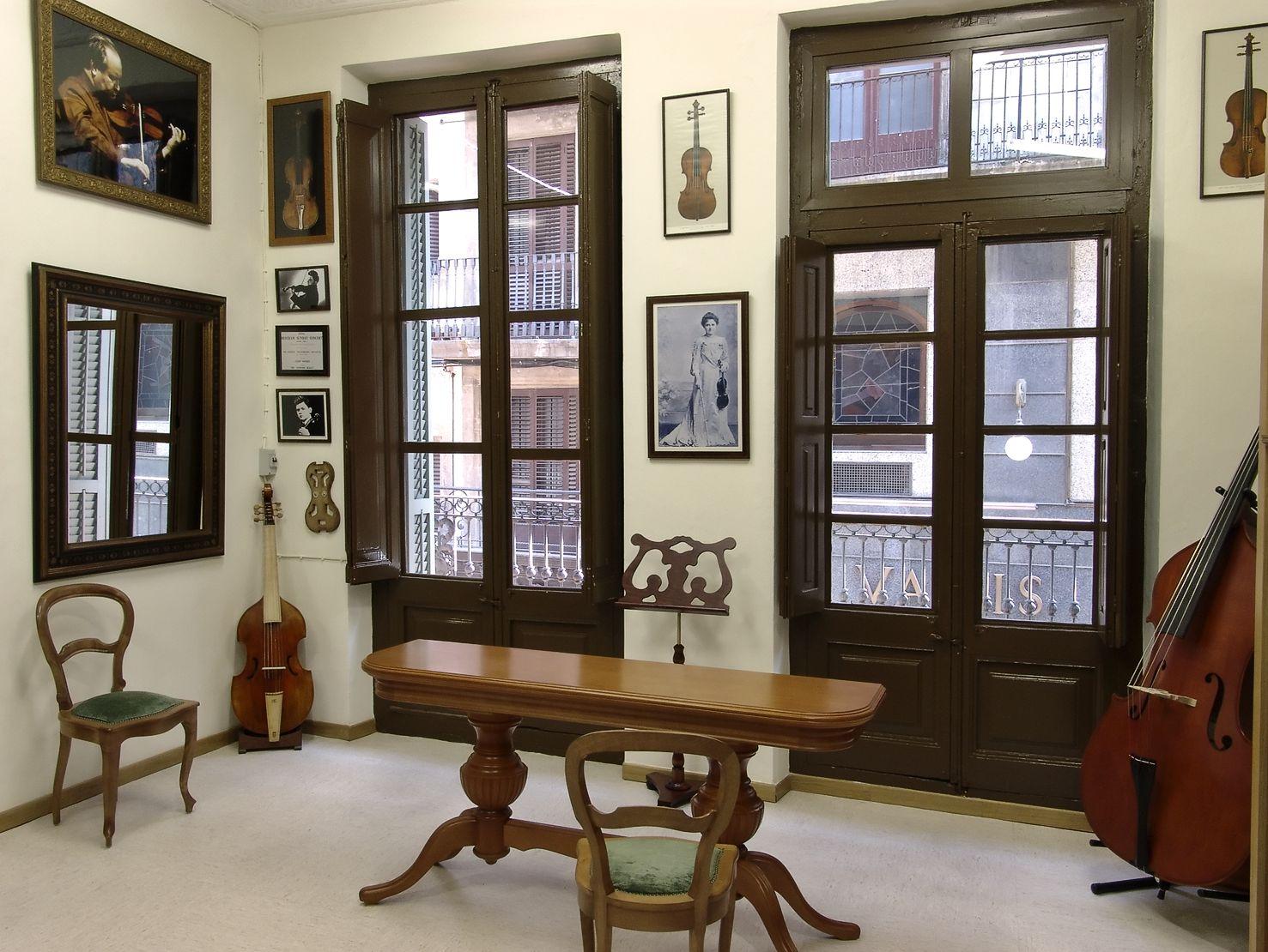 Quienes somos casa parramon luthiers des de 1897 for Casa luthier barcelona