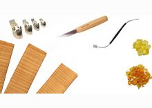 tools / wood /natural rosins